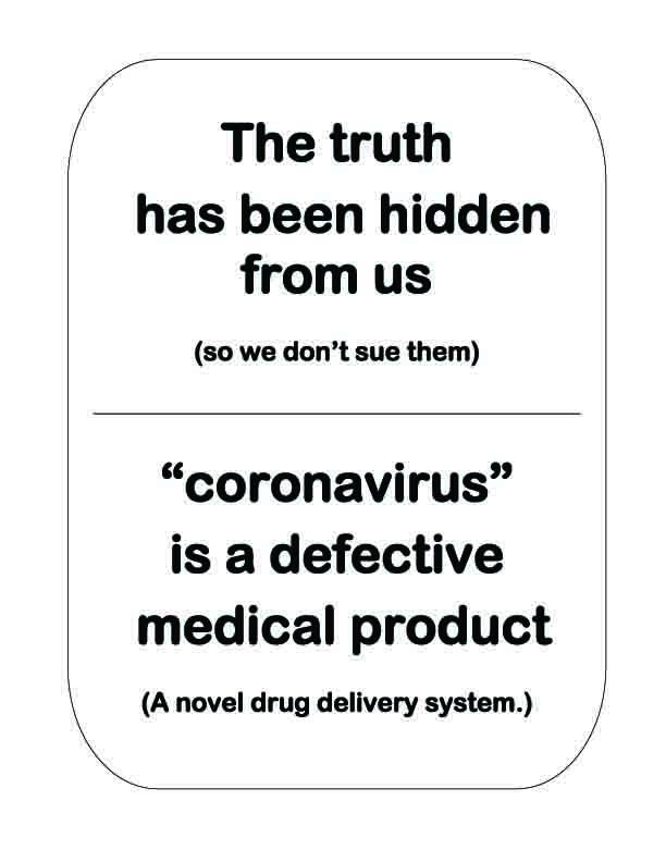 The truth has been hidden copy