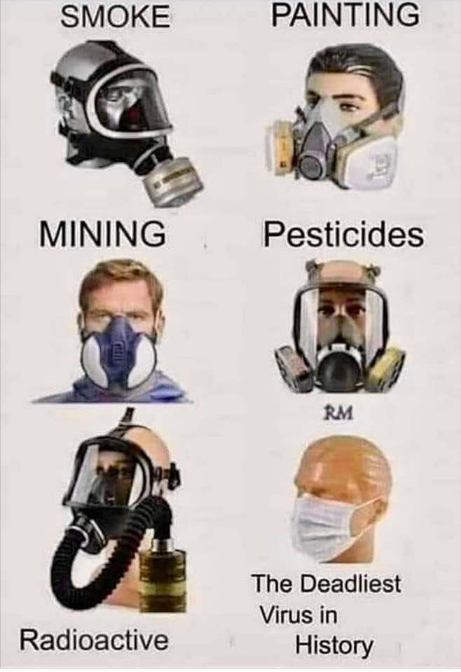 mask choices